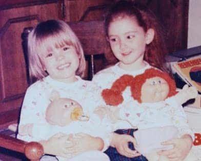 Memories of Cabbage Patch Kids #innocentparents