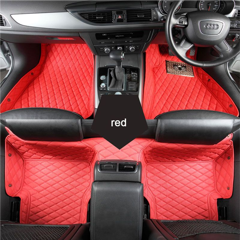 Custom Fit Car Floor Mats For Land Rover Discovery 3 4 Freelander 2 Sport Range Rover Sport Evoque 3d Car Styling Car Fit Car Floor Liners Interior Accessories