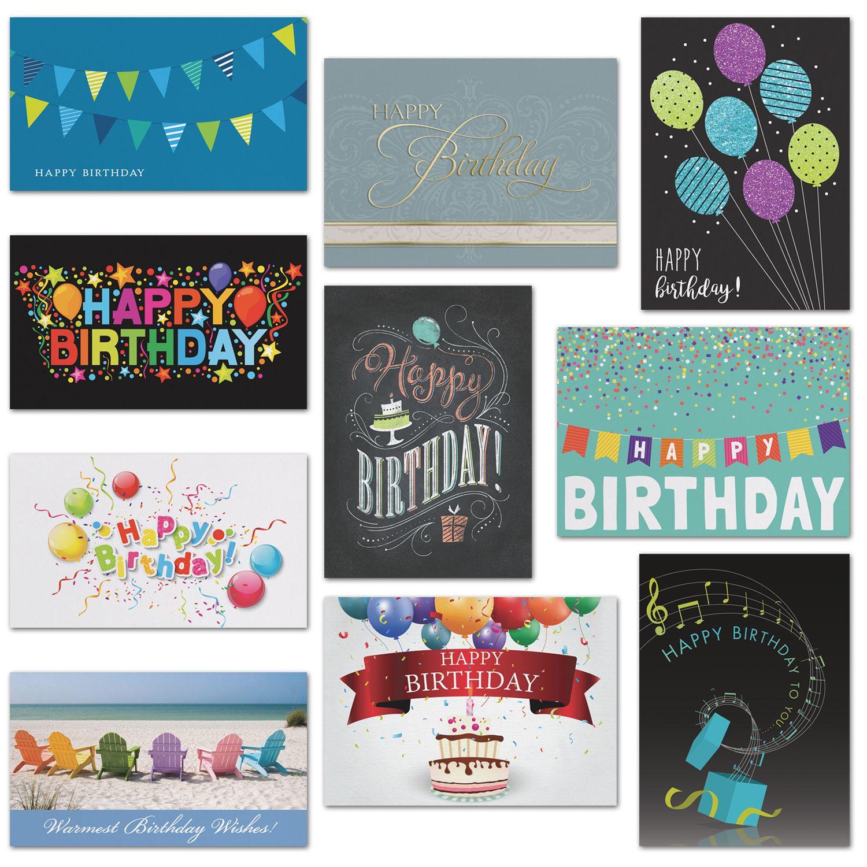 Birthday card assortment pack httppartyblockinvitations birthday card assortment pack httppartyblockinvitationsoccasions sa monicamarmolfo Choice Image