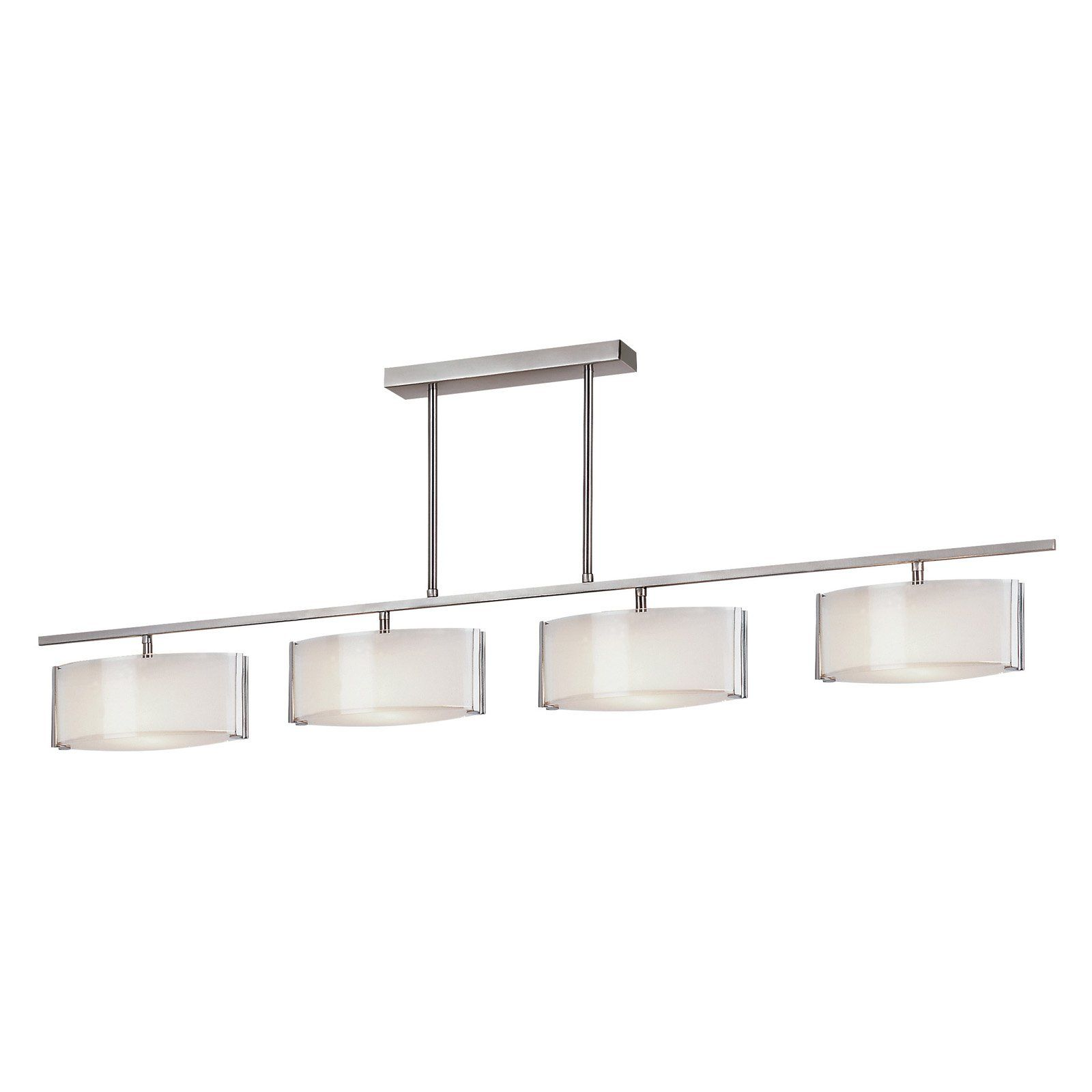 Have to have it. Trans Globe MDN-945 Pendant - Brushed Nickel - $378.1 @hayneedle