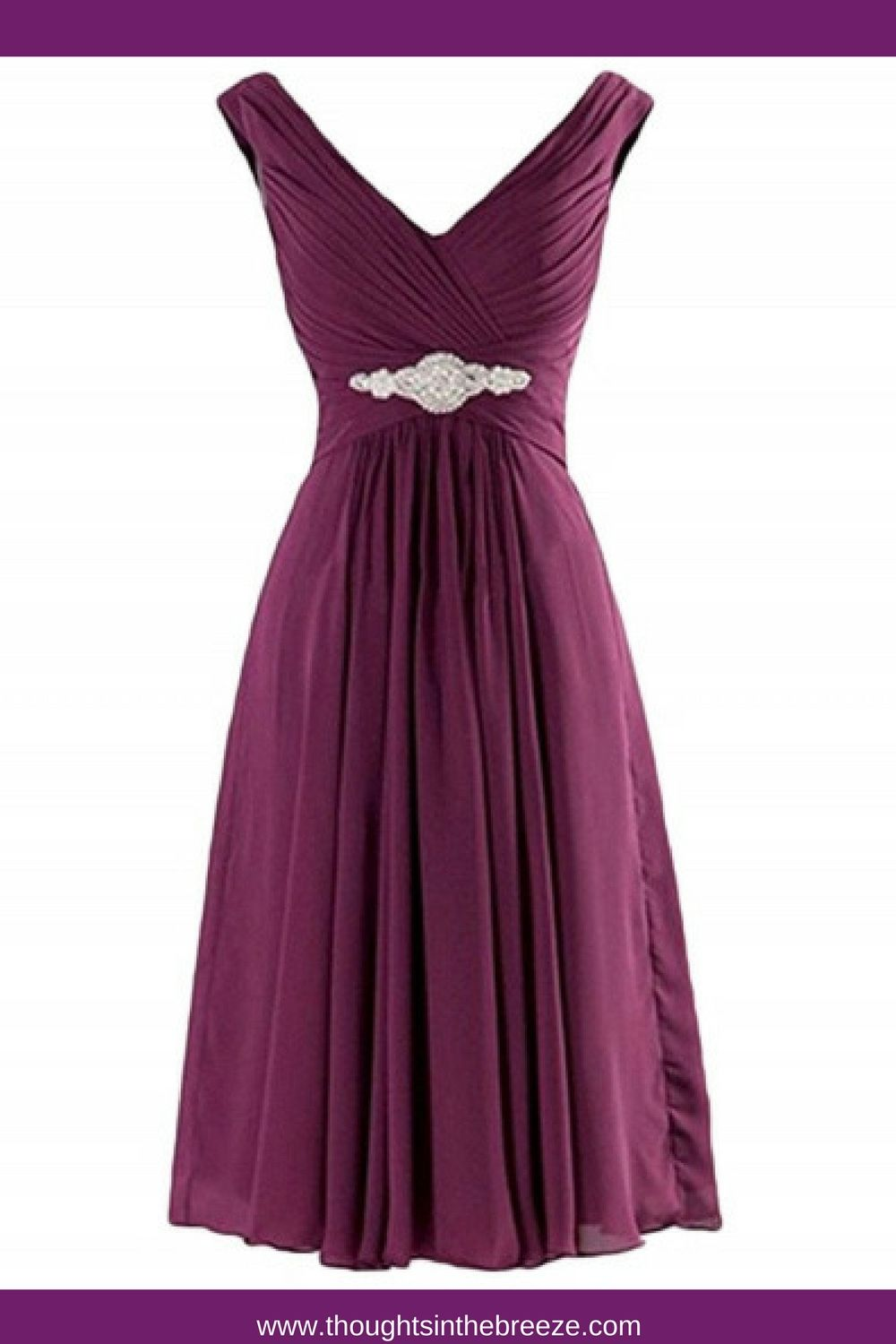 Womenus v neck sleeveless pleated cocktail dress looking for an
