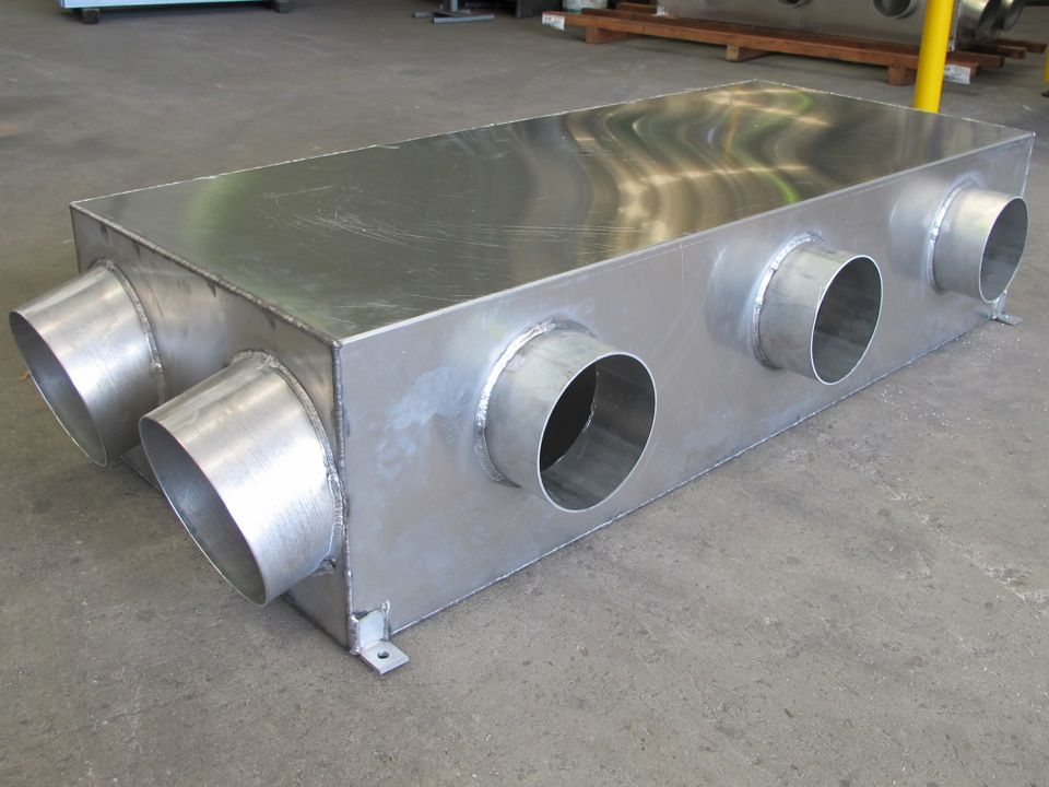 Fabricated Equipment Parts Stainless Steel Is A Form Of Steel That Is More Safe And Versatile In Nature Metal Fabrication Sheet Metal Fabrication Metal Forming
