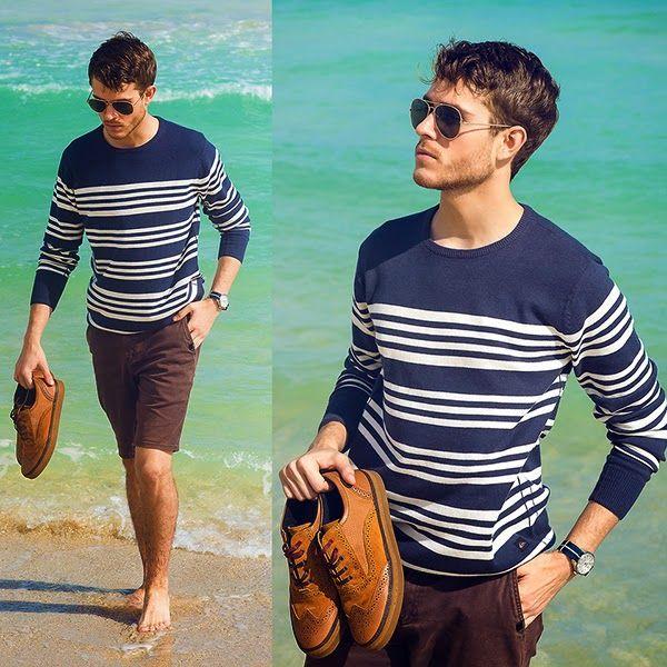 Macho Moda - Blog de Moda Masculina: Suéter Masculino, pra Inspirar e Dicas para usar!