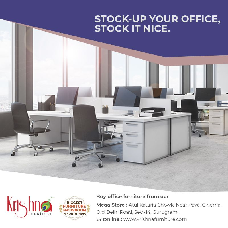 Thinking Of Buying Furniture For Your Office? We Have