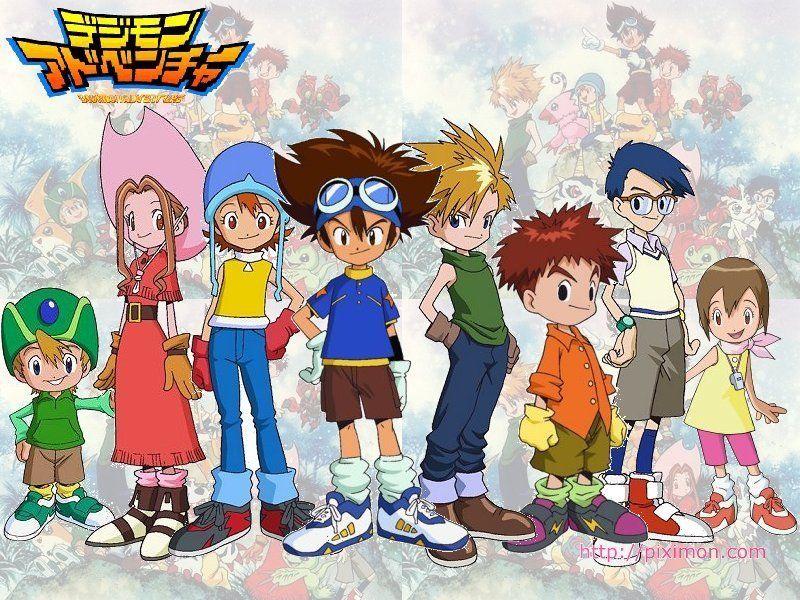 Digimon Adventure, Wallpaper Zerochan Anime Image Board