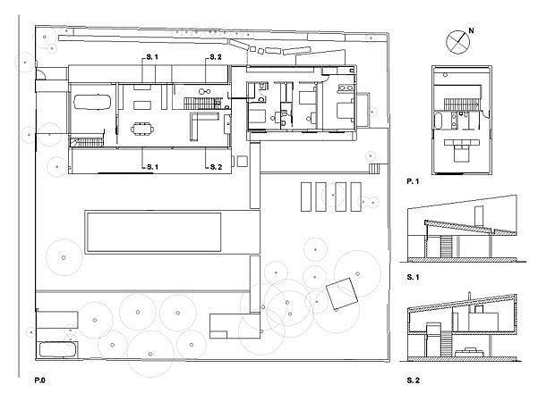 Bauza Residence by Miquel La ba