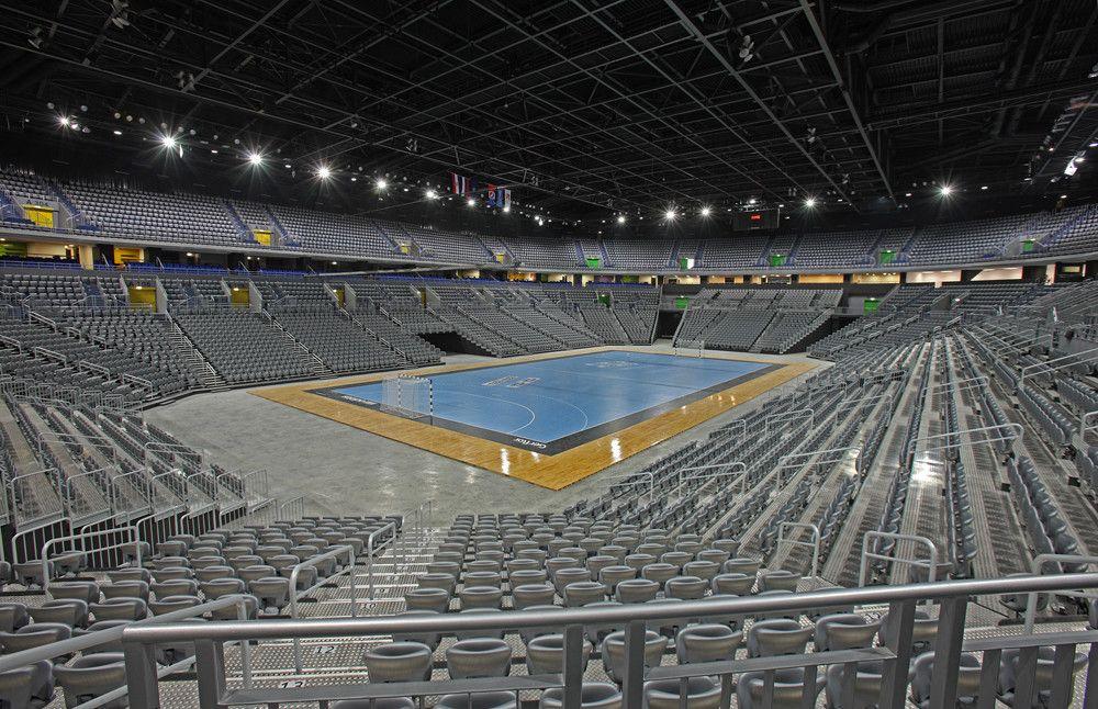 Gallery Of Arena Zagreb Upi 2m 19 Zagreb Arena Gallery