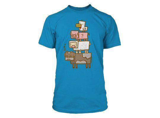 Minecraft Animal Totem Premium T-Shirt Youth