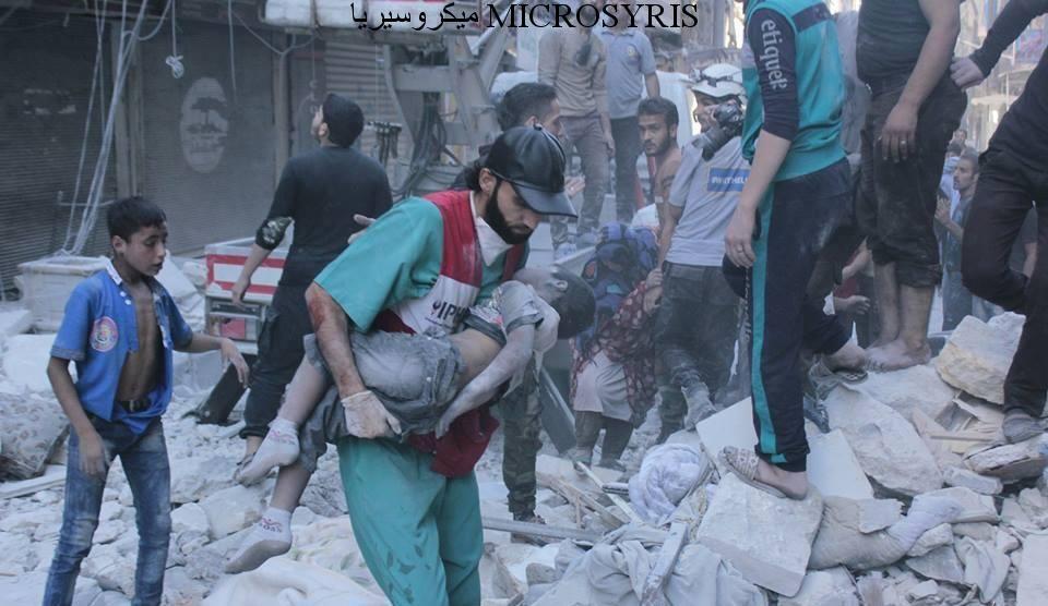 الصحة العالمية تطالب بإجلاء فوري للجرحى من حلب الشرقية