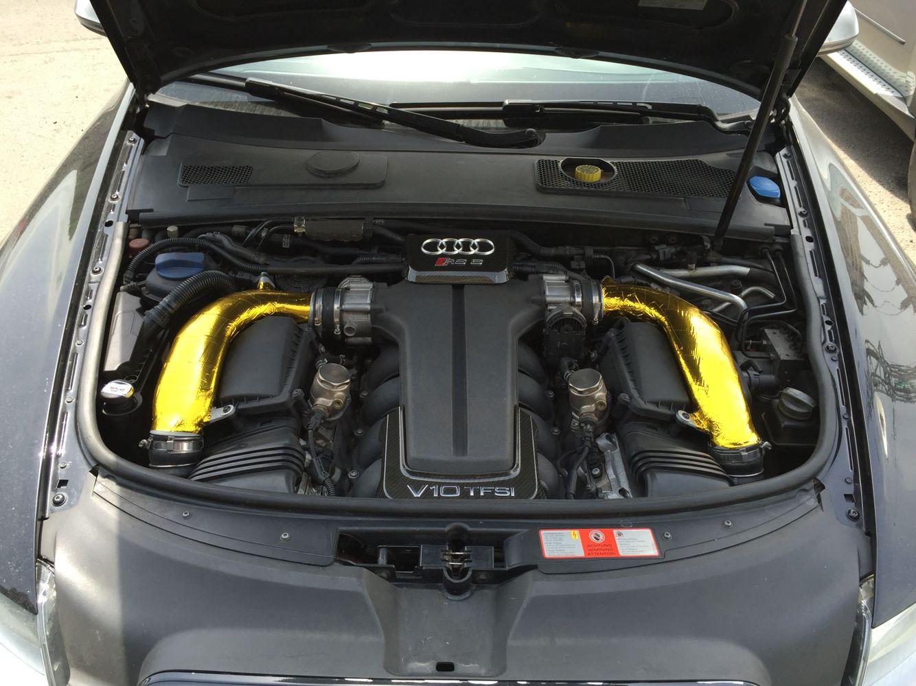 rs6 single turbo