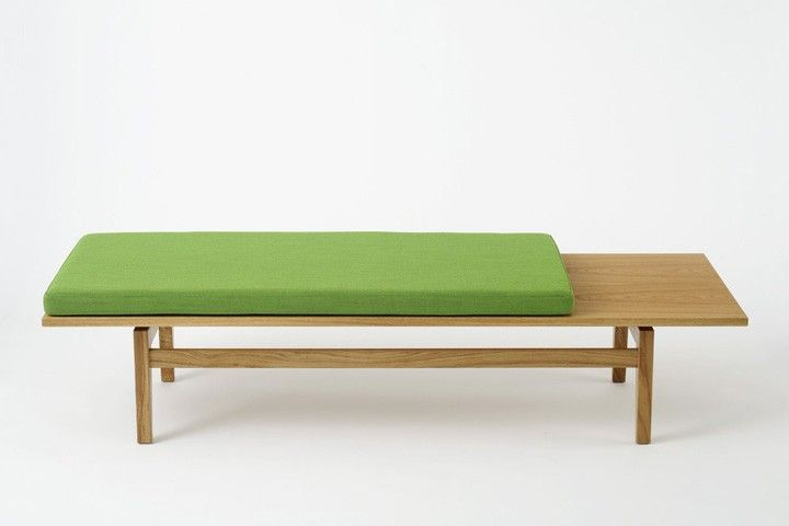 T 621 Bench With Cushion, Jens Risom Furniture From Rocket, London
