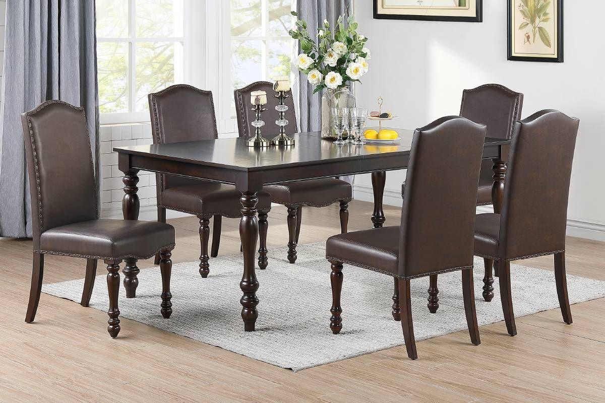 23++ Poundex furniture dining set Trend