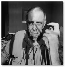 Lee Friedlander Lee Friedlander Photographer Self Portrait Portrait