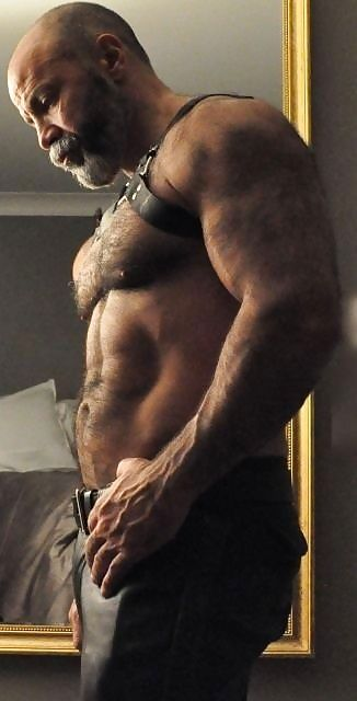 Pity, that daddy bear men mature consider, that