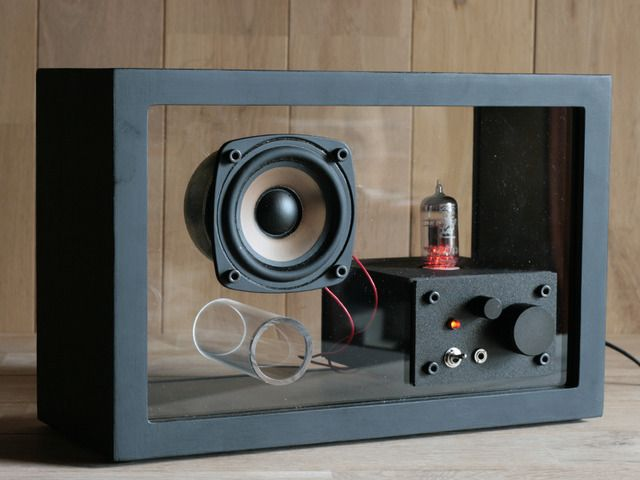 Circuito Bluetooth Casero : Akr様オーダー品 acrylic speaker black electricidad