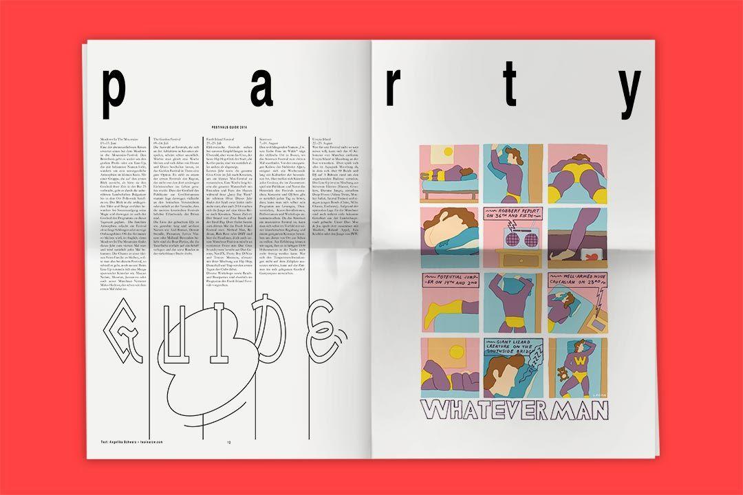 Super Paper No 56 Bureau Mirko Borsche Design eyeball logic