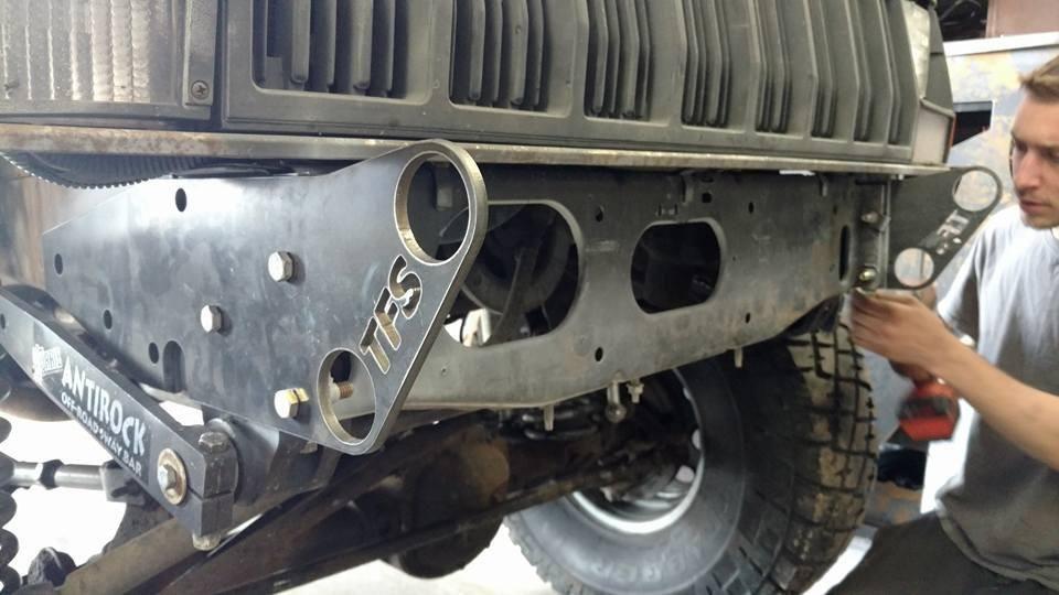 Jeep Xj Recovery Tube Bumper Builder Brackets Jeep Xj Jeep
