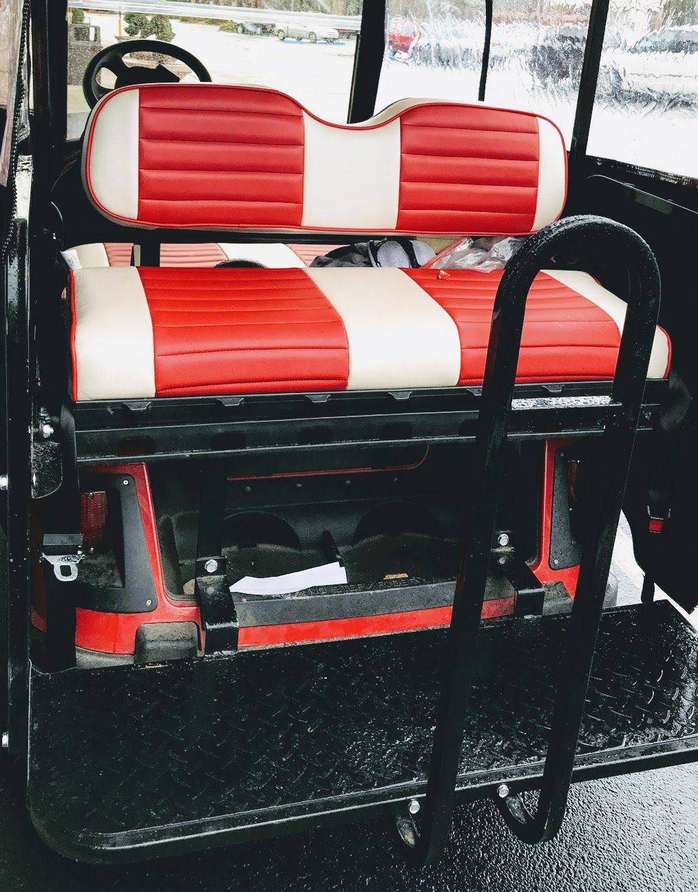 Golf Cart Seat Cover Styles Fabrics Custom And Do It Yourself Golf Cart Seat Covers Golf Carts Golf Cart Seats