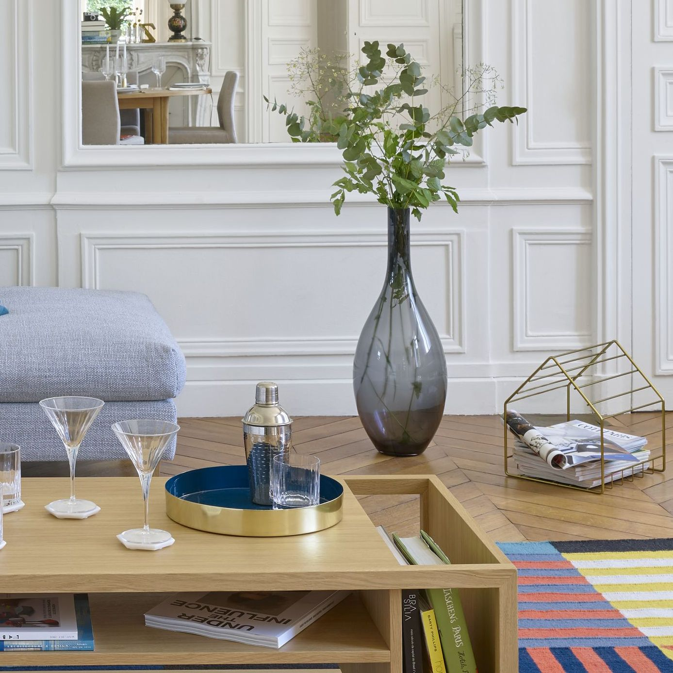 Epingle Sur Habitat Salon Inspiration