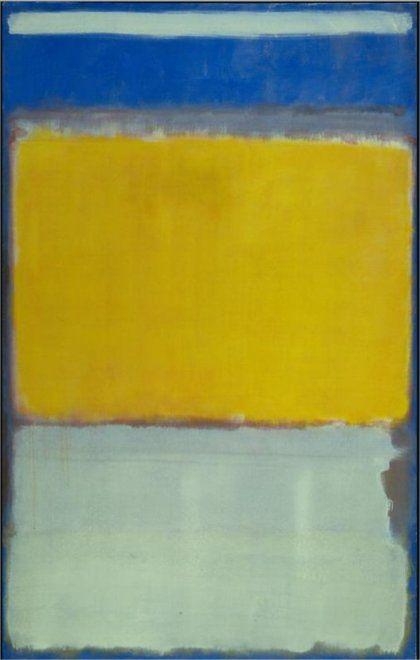 Mark Rothko: all'asta 'No. 17', capolavoro da 40 milioni di dollari