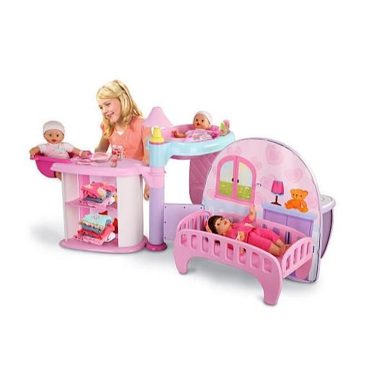 Merveilleux Tolly Tots Little Mommy All In One Nursery   Product Reviews And .