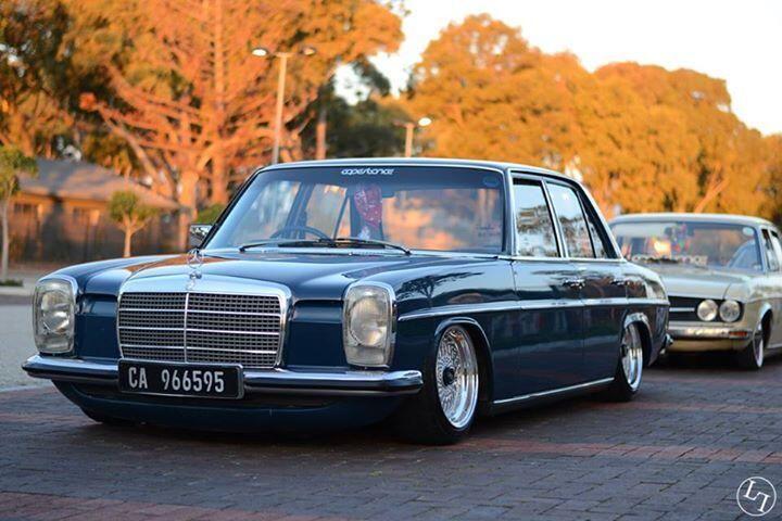 Mercedes Benz Lowrider