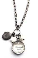 #oheavensboutique #iwannagoshopping Blessed Mama Locket Necklace
