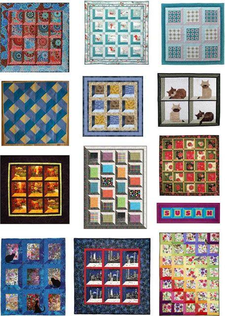 Free Attic Windows Quilt Pattern : attic, windows, quilt, pattern, Pattern, Attic, Windows, Quilts, Quilt, Inspiration, Panel, Patterns,, Window, Quilts,, Patterns