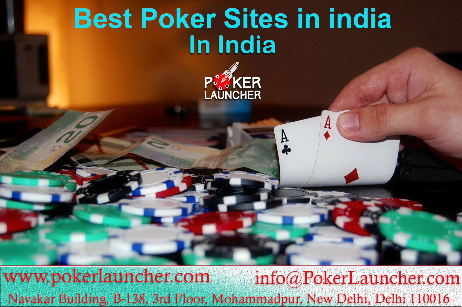 Best Online Poker Sites in India   Online poker, Poker, Playing cards shop