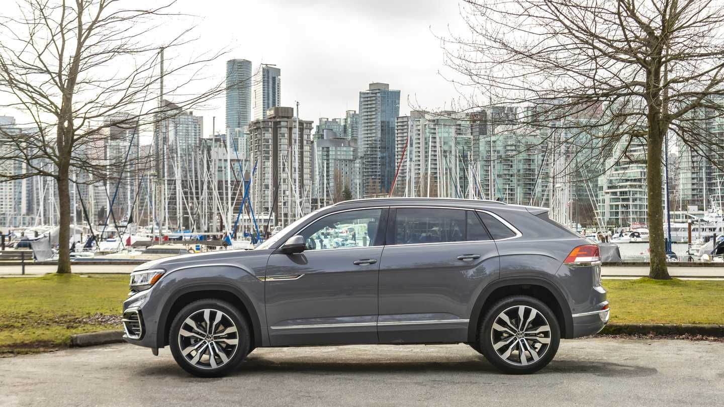 2020 Volkswagen Atlas Cross Sport First Drive Review