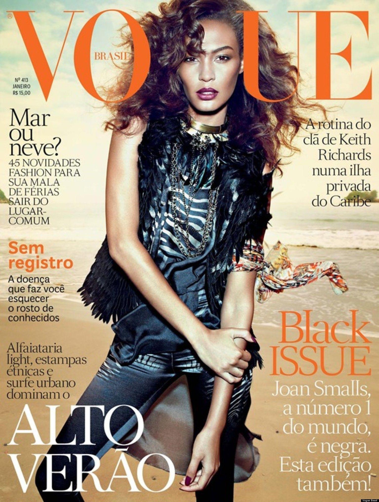 b7dcaf24adcef JOAN SMALLS ON VOGUE COVER   ♥ VOGUE ♥   Pinterest   Vogue, Vogue ...
