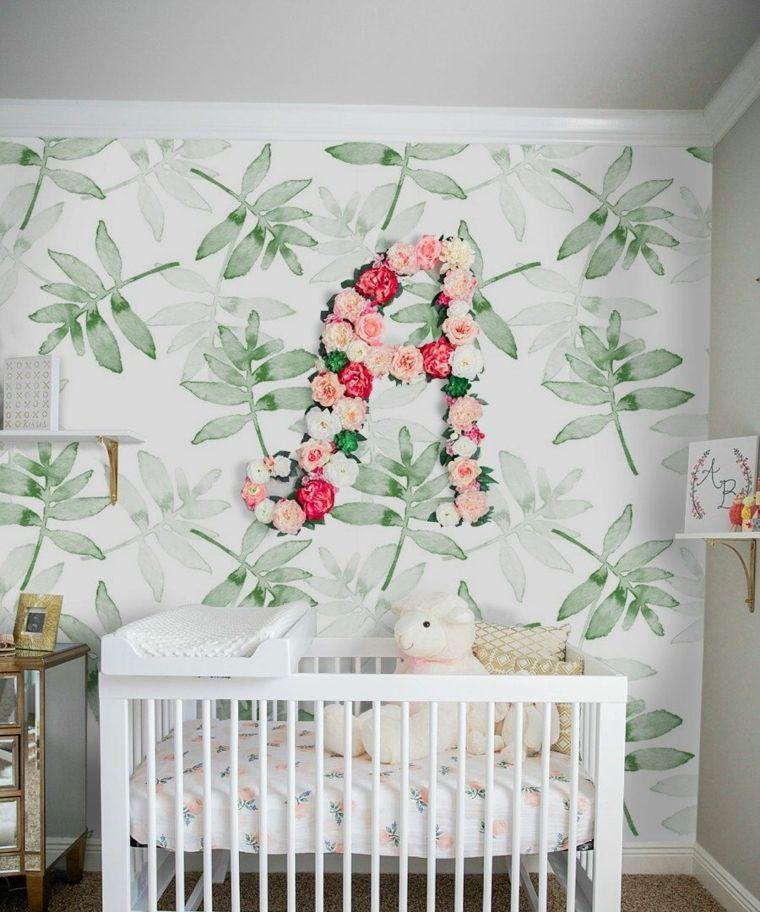 Decoration De Chambre De Bebe De Style Tropical Pour Un Design