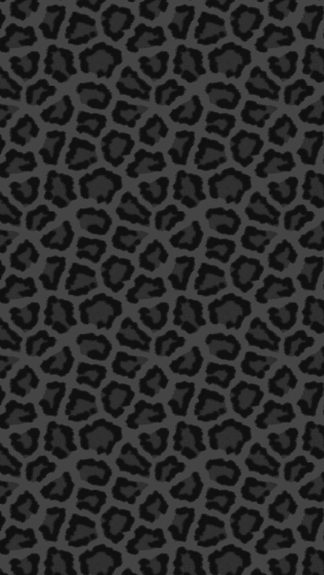 Wallpaper Cheetah Print Wallpaper Animal Print Wallpaper Cute Black Wallpaper