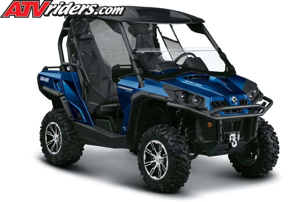 2012 Can Am Commander 1000 Efi 4x4 Limited Utv Features Benefits And Specifications Can Am Commander Can Am Motorcycle Camping Gear