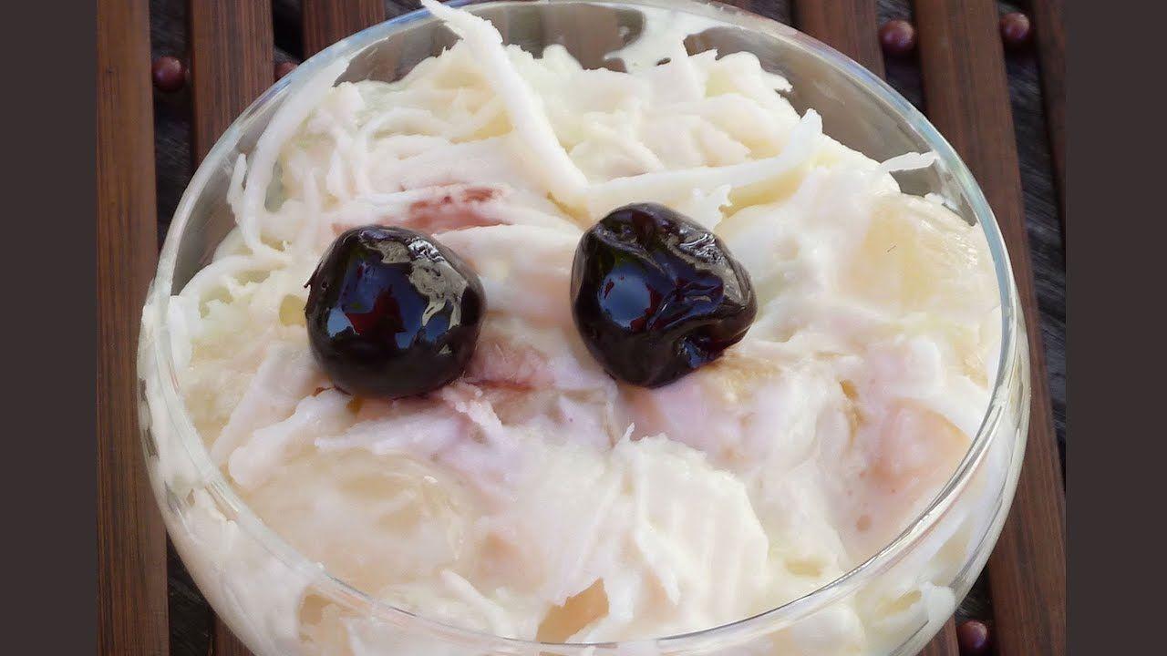 Photo of Salad – Filipino Dessert (Buko salad recipe) Buko