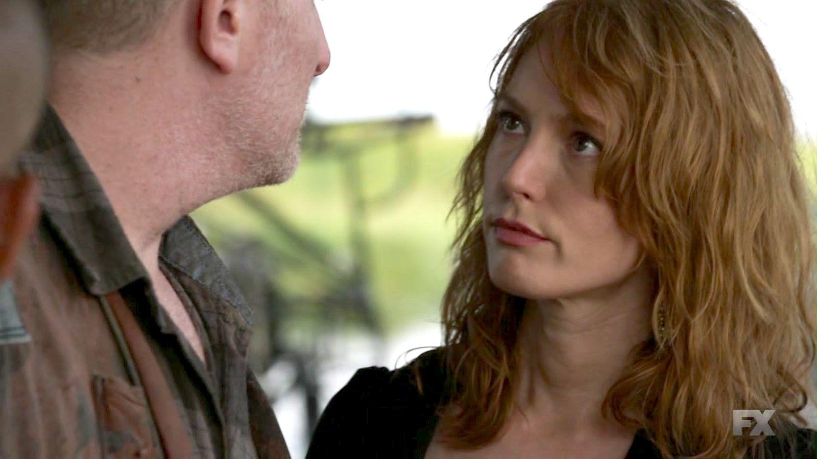 Michael rapaport as daryl crowe jr and alicia witt as - Daryl crowe jr ...