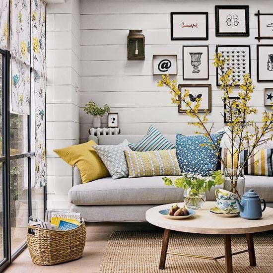 Moly Lak Zona Moly Living Room Decor Grey And Blue Blue And Yellow Living Room Living Room Decor Gray