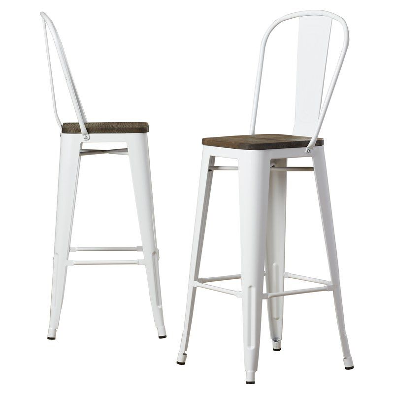 Fortuna 30 Bar Stool Reviews Birch Lane Farmhouse Bar Stools Bar Stools 30 Bar Stools