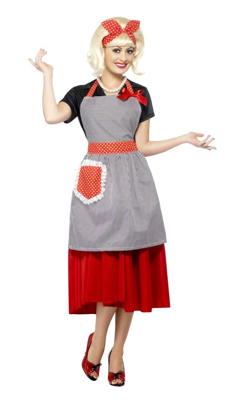 Costume 1950 39 s housewife kit 50s housewife kit for Classic 50s housewife