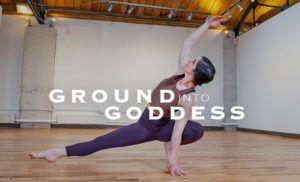 ground into goddess with sammy mattei  alllevels yoga