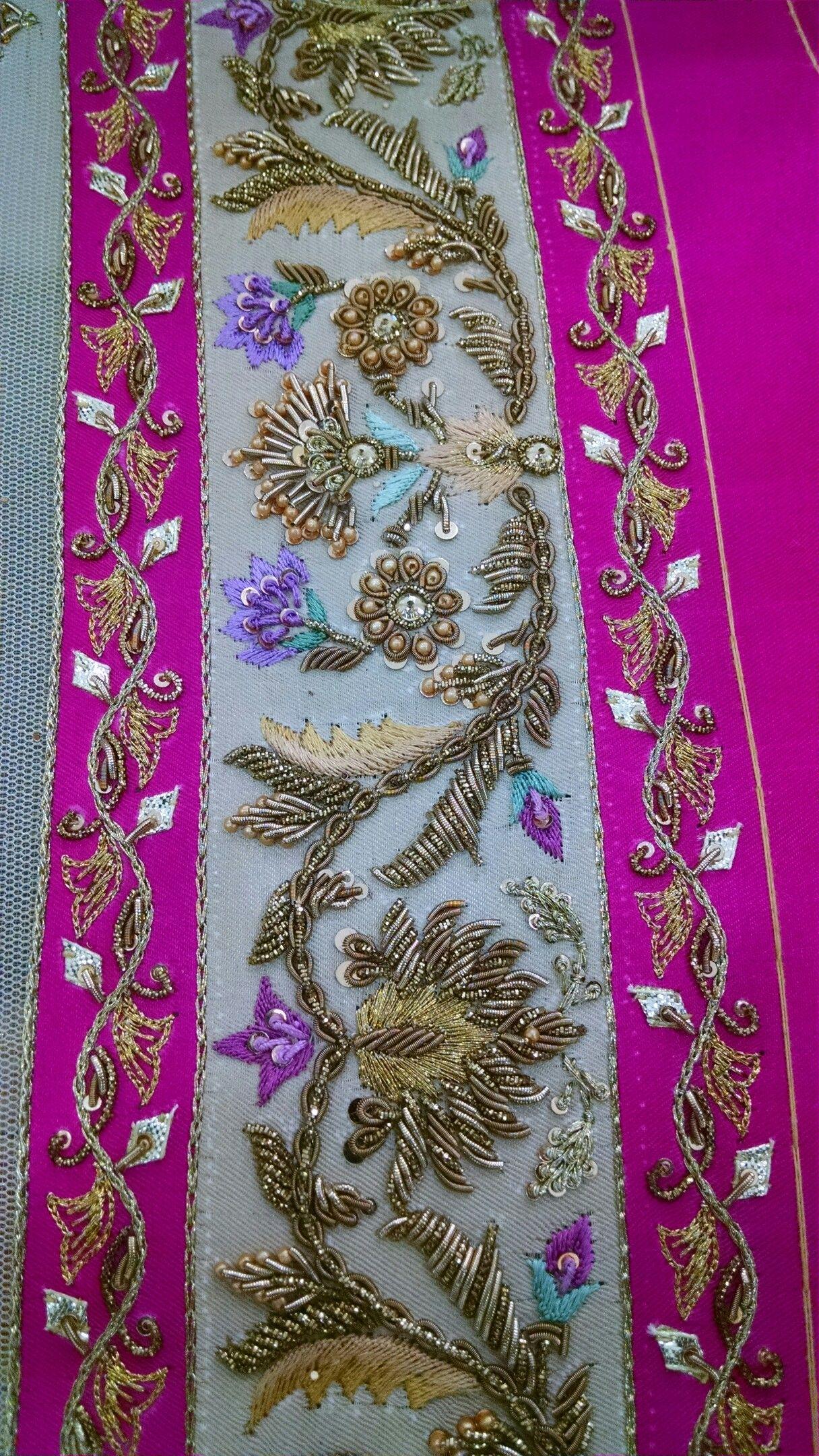 Zardozi work sslemeler pinterest embroidery embroidery patterns bankloansurffo Images