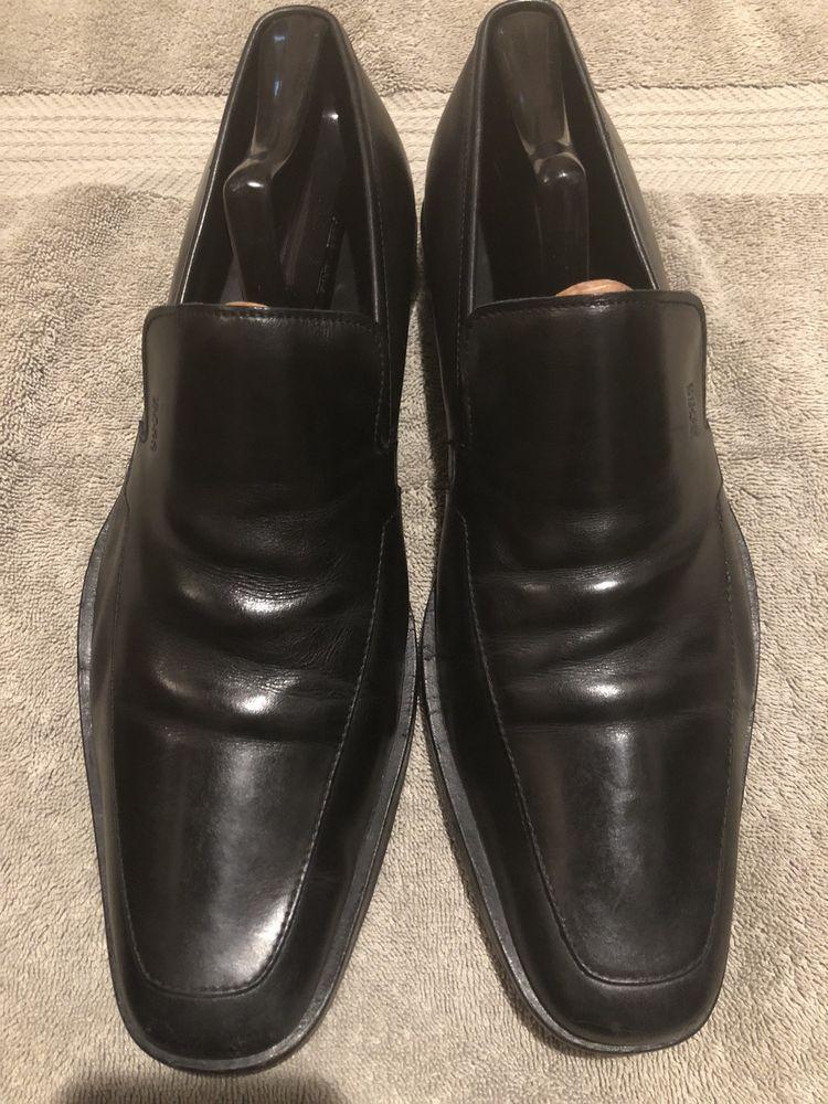 5b8859e35 Hugo Boss Slip On Shoes Men Size 9.5 M #fashion #clothing #shoes # accessories #mensshoes #dressshoes (ebay link)