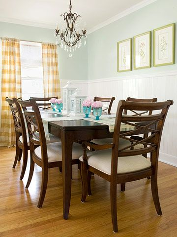 Would love to have a dining room (don't have one in our house now)