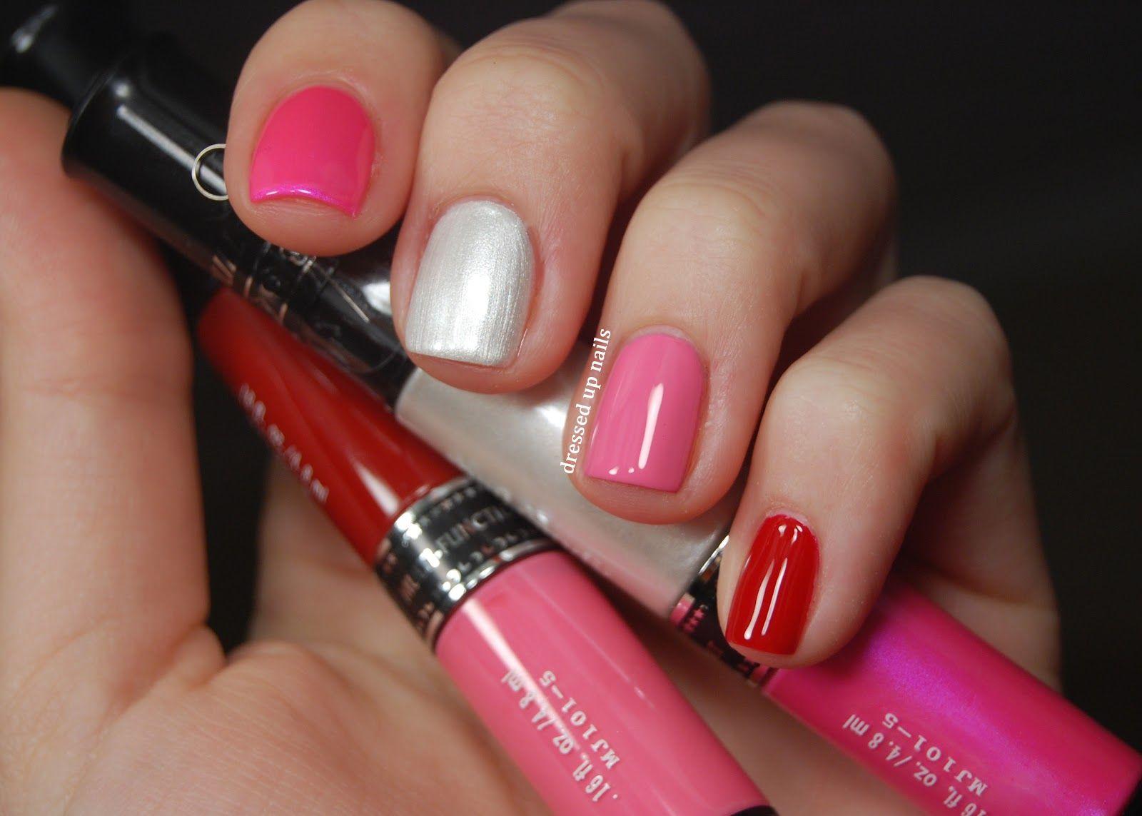 Nail Candy Love Letter nail art pen swatches | Nails nails nails ...