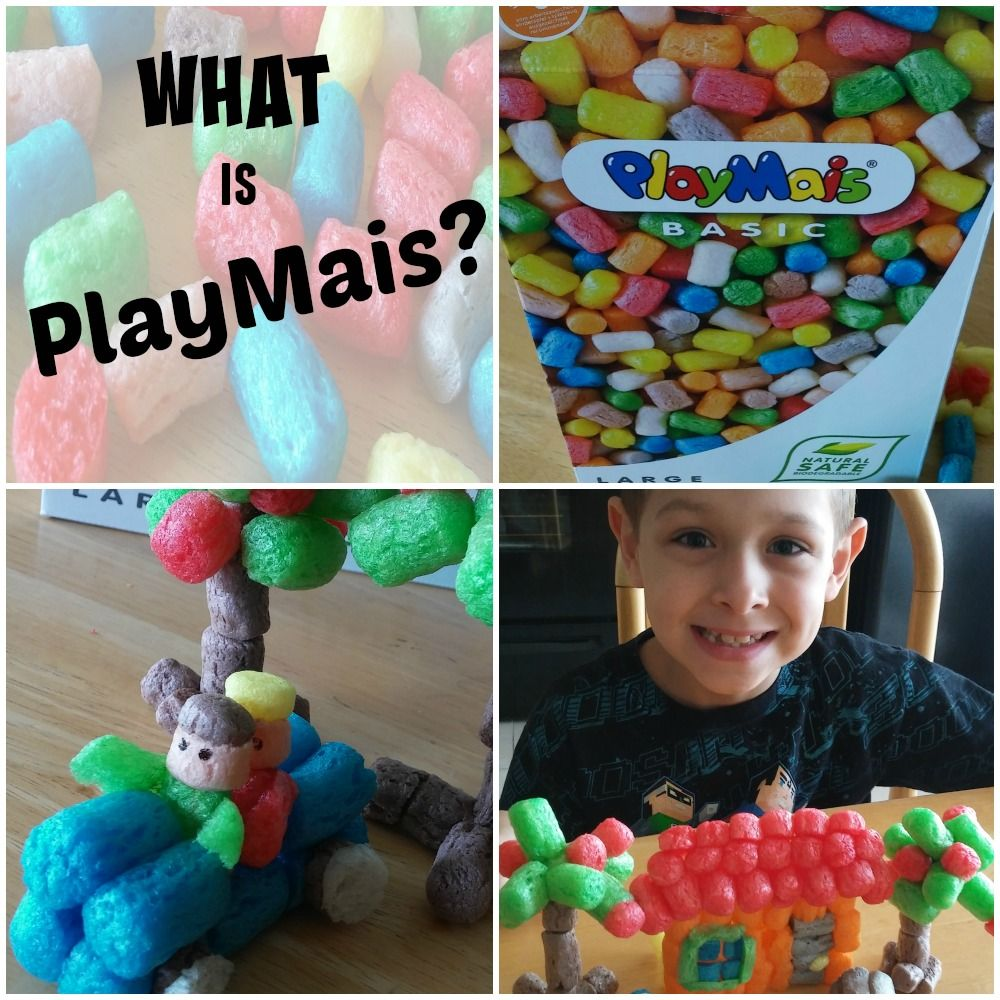 What is PlayMais? You Have to See This Stuff!!   Easy crafts for kids, Fun activities for kids ...