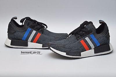 Nuove adidas nmd primo maglia tri - colore bb2887 nucleo tri - colore nero pk