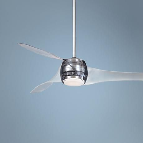 58 artemis translucent ceiling fan acrylic 550 and liquid metal 58 artemis translucent ceiling fan acrylic 550 and liquid metal aloadofball Images