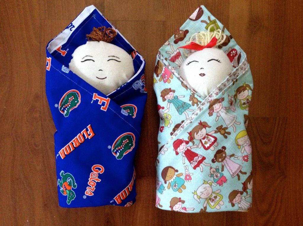 Free swaddle baby doll sewing pattern | Sewing Projects | Pinterest ...