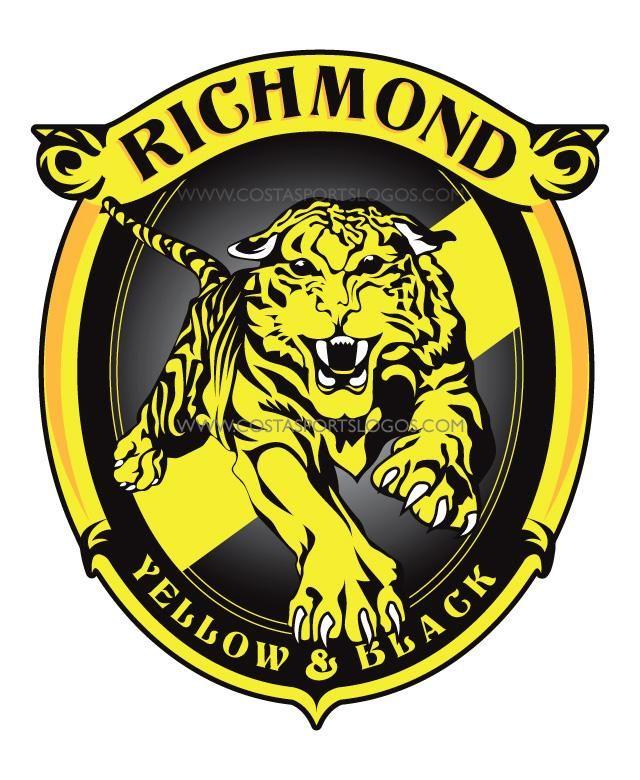 old richmond logo mighty tiges pinterest logos