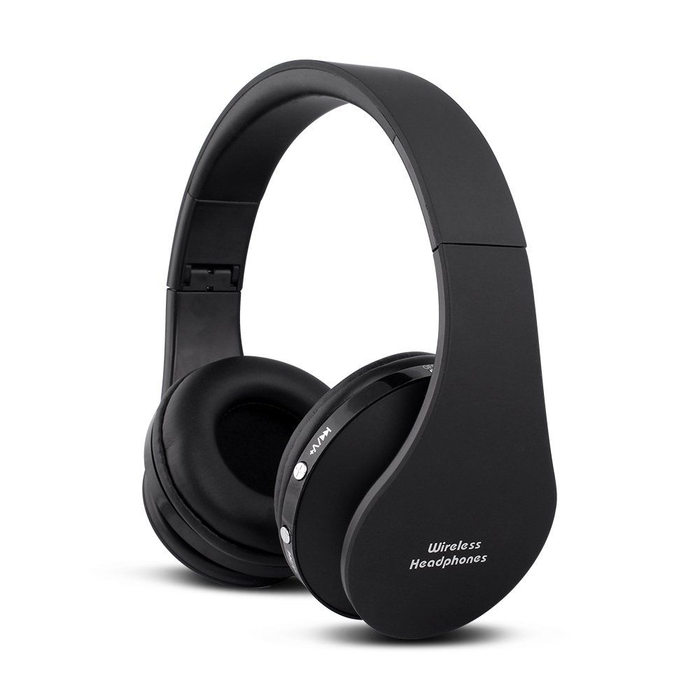 feda6d1b980 FX-Victoria Bluetooth Headset Over Ear Headphone With Built in Microphone